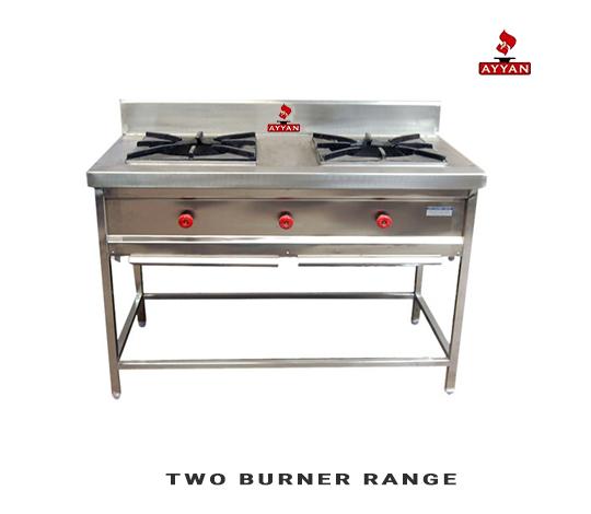 Two Burner Range